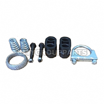 VAUXHALL ASTRA 1.4,1.6 1998 TO 2005 EXHAUST CENTRE BOX FITTING KIT EXGM321K EXGM3007K